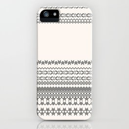 European Traditional Pattern iPhone Case