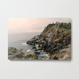 She Was Drawn to Wild Places Metal Print