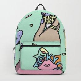 Kawaii Ice Cream Backpack
