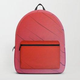 Design blocks, gold ethno Backpack