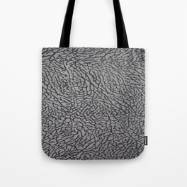 Cement from your Jordan sneakers;) Tote Bag