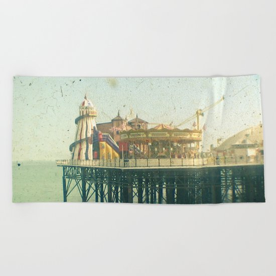 The Pier Beach Towel