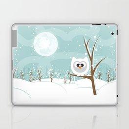 Arctic Owl Laptop & iPad Skin