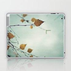 I Remember the Days Laptop & iPad Skin