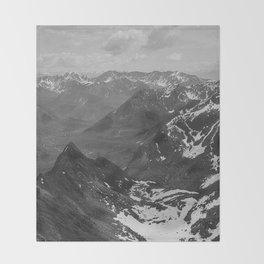 Archangel Valley Throw Blanket