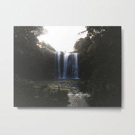 Whangarei Falls Metal Print