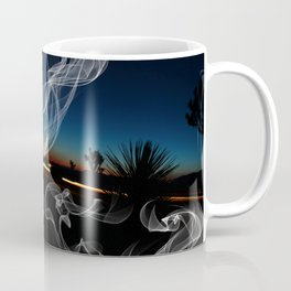 Desert Smoke Coffee Mug