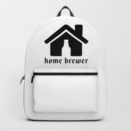 Home Brewer Backpack