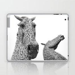 The Kelpies Laptop & iPad Skin