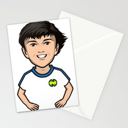 Back to the childhood - Tsubasa Stationery Cards
