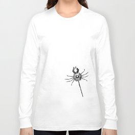 Spiders, spiders, everywhere Long Sleeve T-shirt