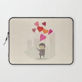 The Love Balloons Laptop Sleeve