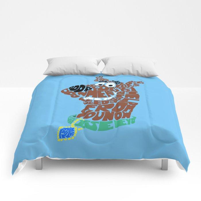 word scooby doo bedding - Scoobydoo Bedding