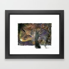 The Betrayal Framed Art Print
