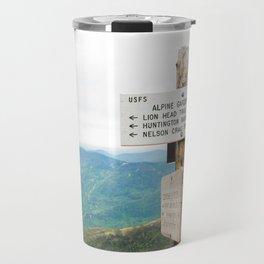 Explore the Appalachian Travel Mug