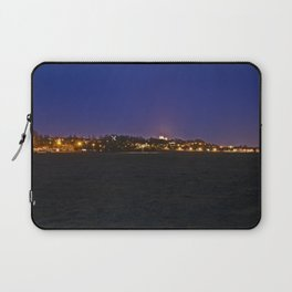 Lincoln At Dusk Laptop Sleeve