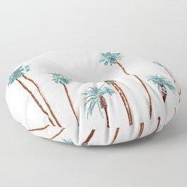 palm dream Floor Pillow