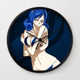 Juvia Bikini Wall Clock