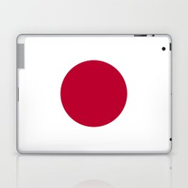 National flag of Japan Laptop & iPad Skin