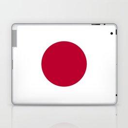 National flag of Japan Laptop & iPad Skin