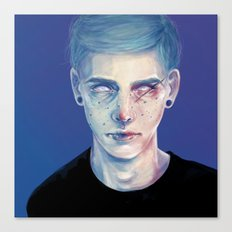 Star Freckles Canvas Print