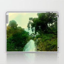 NATURAL WATERFALL Laptop & iPad Skin