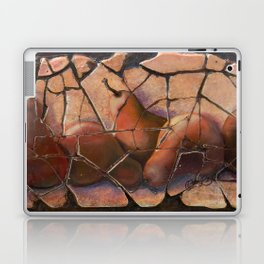 The Pears Fresco With a Crackle Finish #Society6 Laptop & iPad Skin
