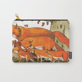 Noah's Ark - Fox Carry-All Pouch