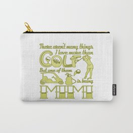 Golf Mimi Carry-All Pouch