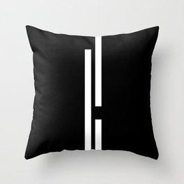 Ultra Minimal II- Throw Pillow