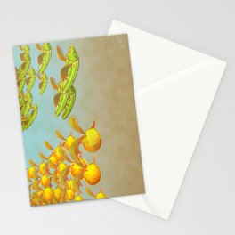 Figs can fly Stationery Cards