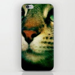 Puss iPhone Skin