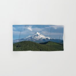 Mt Hood Oregon Hand & Bath Towel
