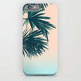 Aurora Leaves Perfume iPhone Case