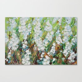Wild Squill Canvas Print