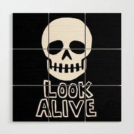 Look Alive Wood Wall Art