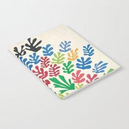 Leaf Cutouts by Henri Matisse (1953) Notebook