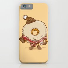 Bacon Scarf Maple Donut Slim Case iPhone 6s
