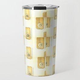 Pop Art radios Travel Mug
