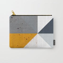 Modern Geometric 17/2 Carry-All Pouch