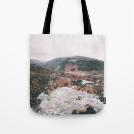 Wildflowers Scotland Tote Bag