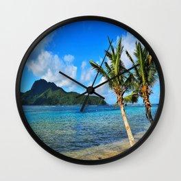 Fagaalu Wall Clock