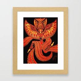 Magic Dance I Framed Art Print