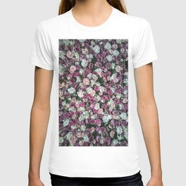 Flower carpet T-shirt
