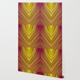 stripes wave pattern 3 ee Wallpaper