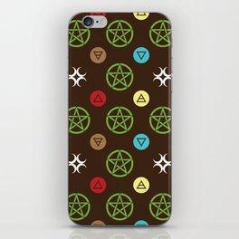 Wicca iPhone Skin