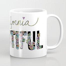 California Beautiful Coffee Mug