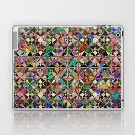 Geo Mosaic Laptop & iPad Skin