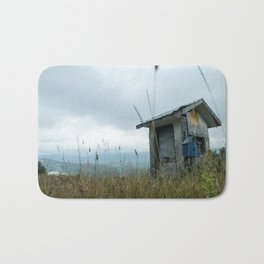 The lonely cabin Bath Mat