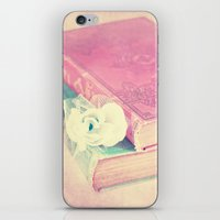 history iPhone & iPod Skins featuring HISTORY by INA FineArt